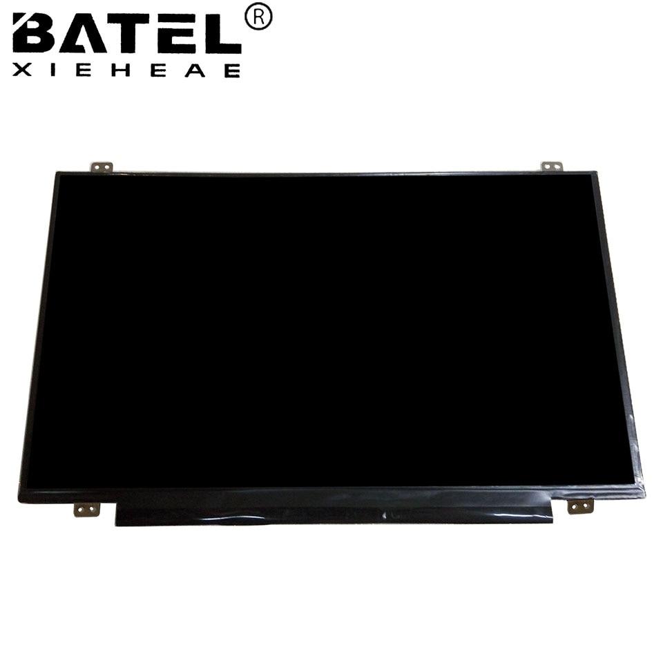 15.6 LCD Laptop Screen 1920x1080 FHD Glare 40Pin N156HGE-LB1 N156HGE LB1 Replacement ikf6850 ao lb1 l