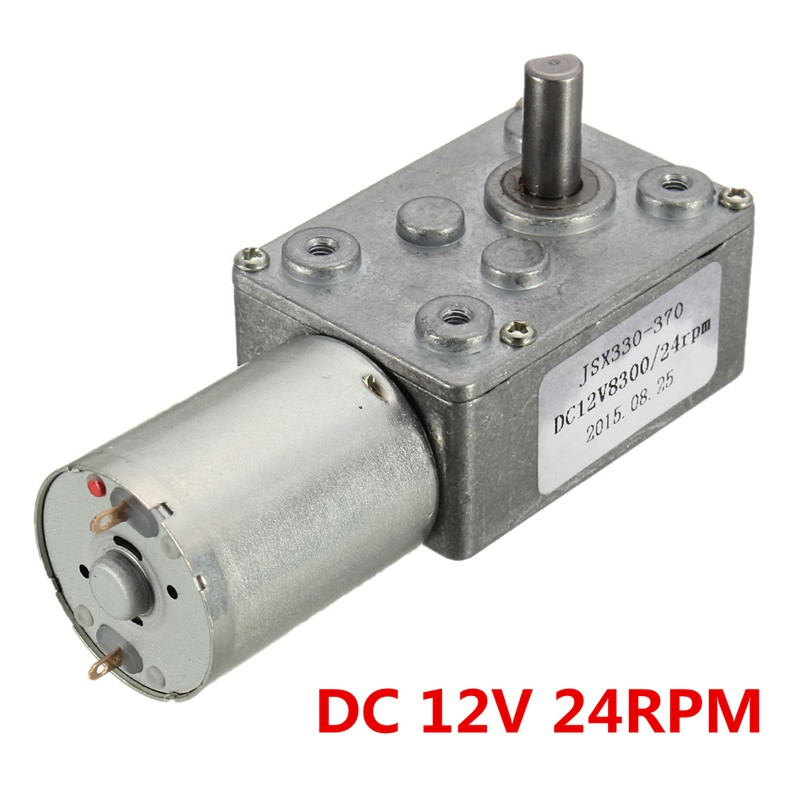 12v 24rpm speed gear box motors reversible high torque for High torque high speed dc motor