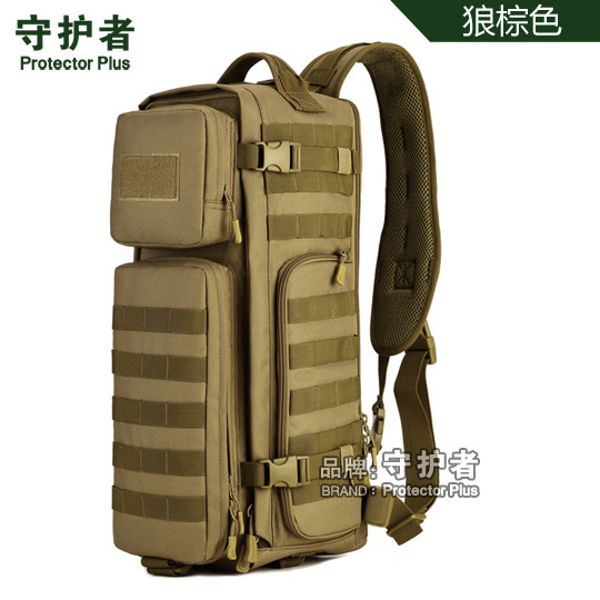 Multifunctional Outdoor Single-should Bags Military Tactical Camping Hiking Cycling Travel Backpac Sports Package DSB80