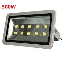 1pcs Led Spotlight 100W 150W 200W 300W 400W 500W Outdoor lighting Floodlight AC 110V 220V Led Flood light Replace Halogen lamp