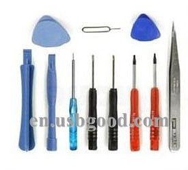 Free shipping 10pcs/lot Repair PRY kit Opening tools for Apple iPhone 3G 3GS / iPod / PSP cell phone / Samsung / Blackberry
