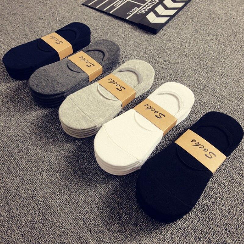 5Pairs Men Casual Socks 2