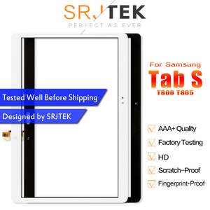 "Srjtek 10.5 ""for Samsung Galaxy Tab S T800 T805 SM-T800 SM-T805 Touch Screen Digitizer"