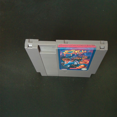 Mighty Final Fight - 72 pins 8bit game cartridge