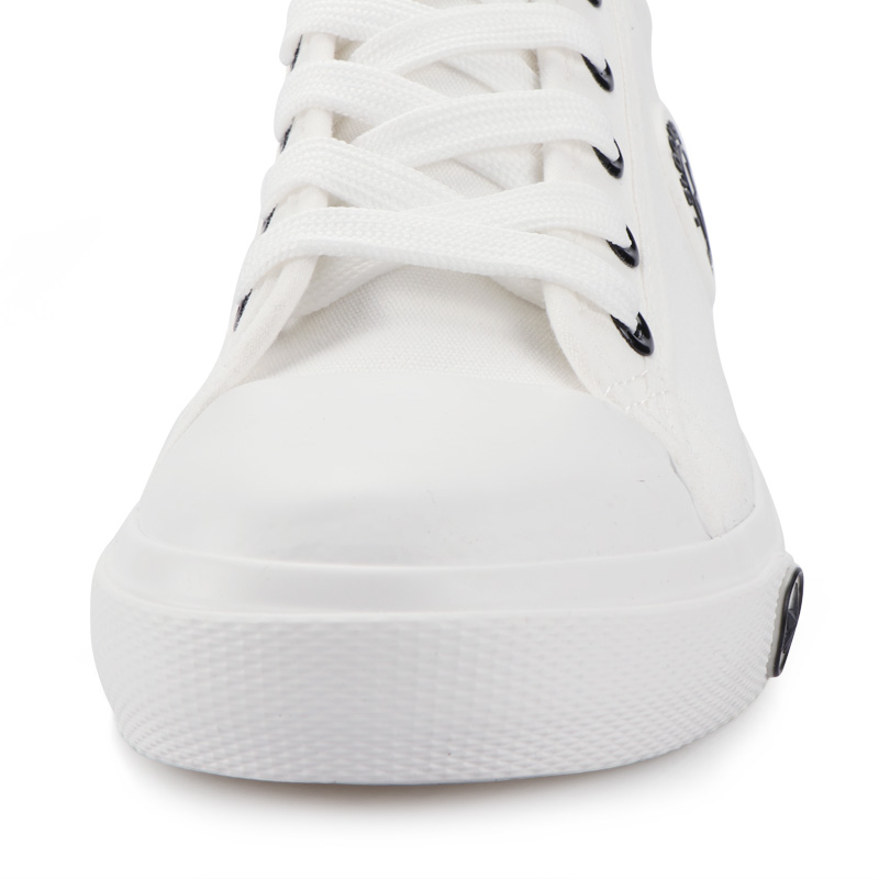 f10fac661 Summer Sneakers Women Trainers Wedges Casual Canvas Shoes Female Basket  Femme ladies White Black zapatillas mujer tenis feminino