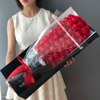 Christmas Valentine's Day Bouquet Carnation Girlfriend Birthday Gift Soap SOAP Flower Gift Box Roses Flower Decoration