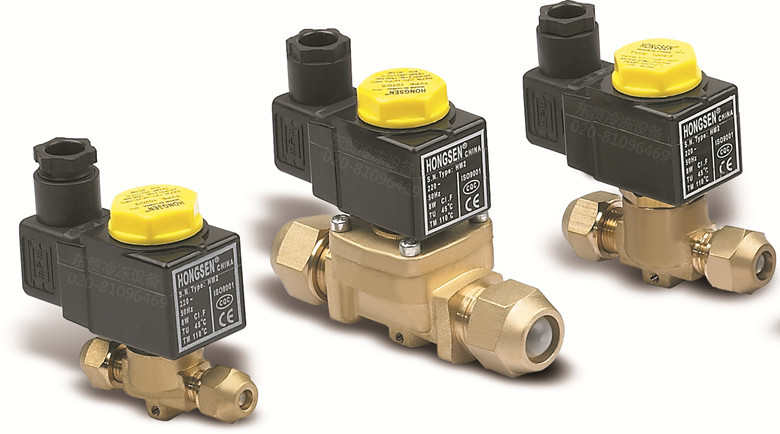 Castel solenoid valve 1068/3 9.52MM properly conditioned cold storage refrigeration partsCastel solenoid valve 1068/3 9.52MM properly conditioned cold storage refrigeration parts