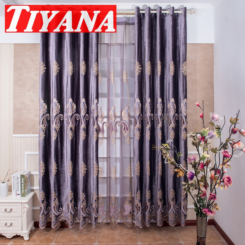 Online kopen Wholesale fancy woonkamer gordijnen uit China fancy ...