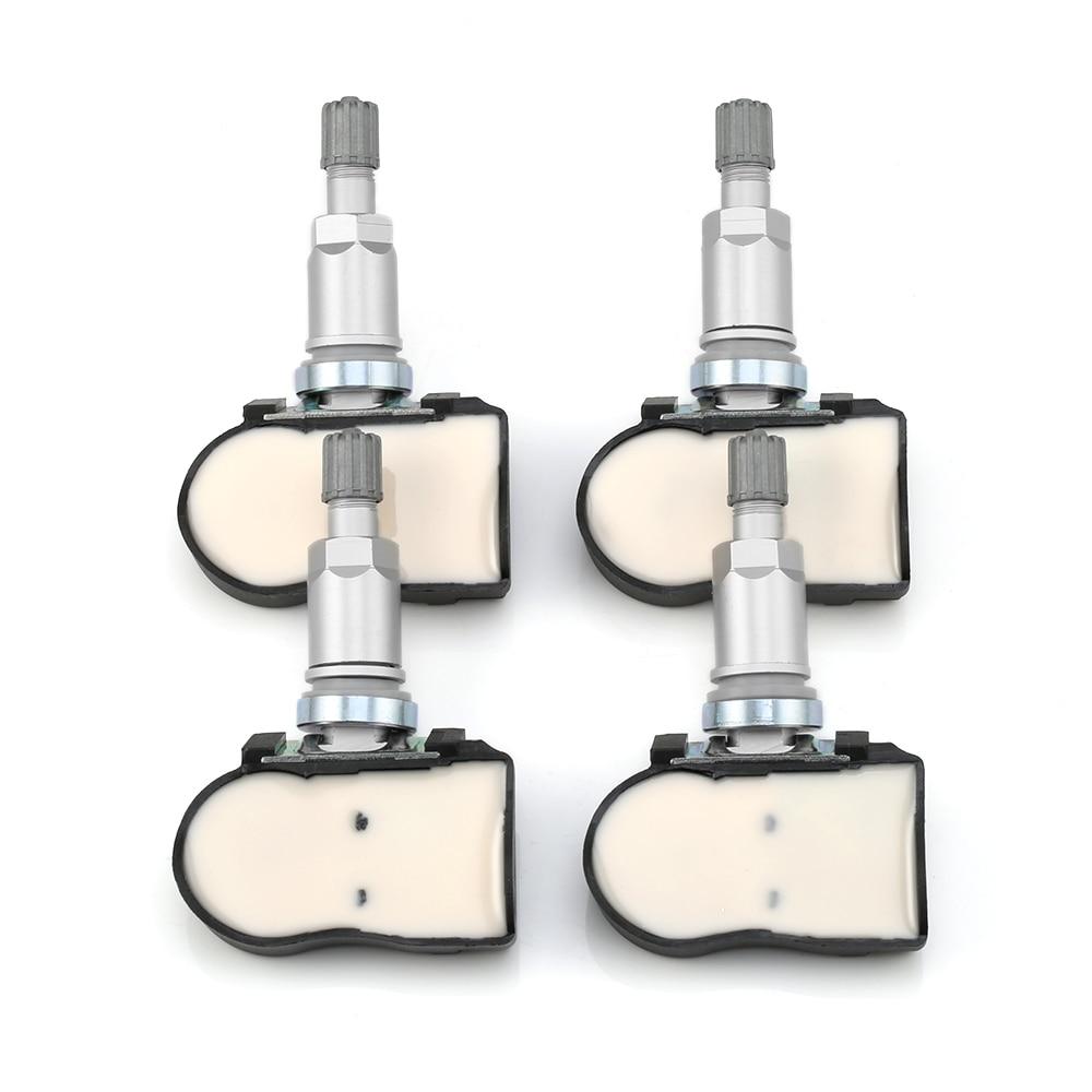 4PCS 40700-3JA0A 40700-3JA0B New TPMS Sensor Tire Pressure Monitor Systems For Nissan Infiniti 407003JA0A 407003JA0B