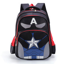a09f80ddde6a Hot Sale Student Backpack Boy Orthopedics School Bags Thick shoulder straps School  Bags for Boys and Girl Mochila Sac A Dos