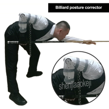 Бильярдный Корректор осанки тренировка интегрированная рука запястье пул Cue тренировка стержень основные навыки прибор 1 шт