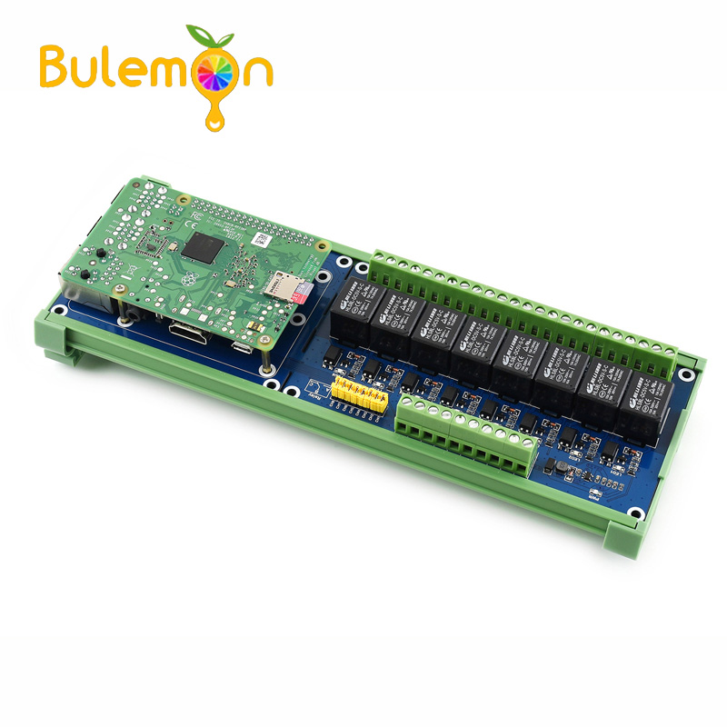 Raspberry Pi Expansion Board, 8-ch Relay channel,for Raspberry Pi A+/B+/2B/3B/3B+,Onboard LED,Contact form:SPDT-NO,NCRaspberry Pi Expansion Board, 8-ch Relay channel,for Raspberry Pi A+/B+/2B/3B/3B+,Onboard LED,Contact form:SPDT-NO,NC