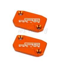 Мотоцикл Передняя Сцепления и Тормозной Жидкости Водохранилище Крышка Для KTM SX SXF SMR EXCF EXC XC XCF XCW 125-530 250 350 450 525 200 300