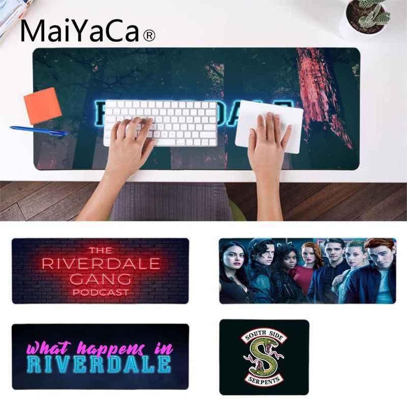MaiYaCa  Riverdale South Side Serpents  Anti-Slip Durable Silicone Computermats Anti-Slip Durable Silicone Computermats