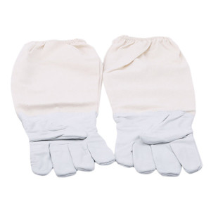 Image 5 - 2019 cant miss recommended Beekeeping Gloves Goatskin Bee Keeping with Vented Beekeeper Long Sleeves beekeeping supplies