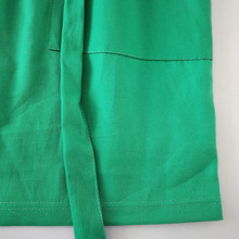 2019 New Spring Summer Elegant Midi Skirts Womens Office Pencil Skirt Cotton Elastic Waist Package Hip Skirt Bow Skirt Green