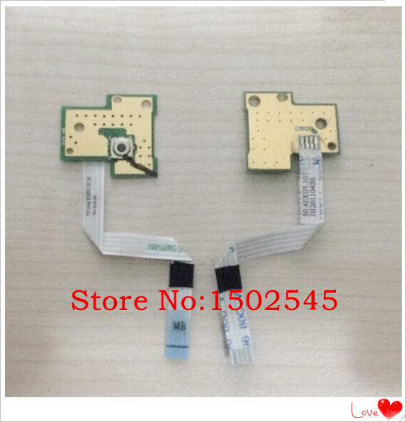 Free shipping genuine new original laptop switch button Board for Dell Inspiron 14v M4010 N4020 N4030