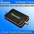2016 HOT Repetidor GSM 850 teléfono Celular de Refuerzo 3G UMTS 850 MHz Celular Amplificador De Sinal 65dBi Repetidor de Señal de Teléfono Móvil S29