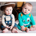Autumn Cute Animal Donkey Baby Girl Clothes Kids One Pieces Jumpsuits Pajamas Newborn Infant Boys Clothes Baby Costumes Bebes