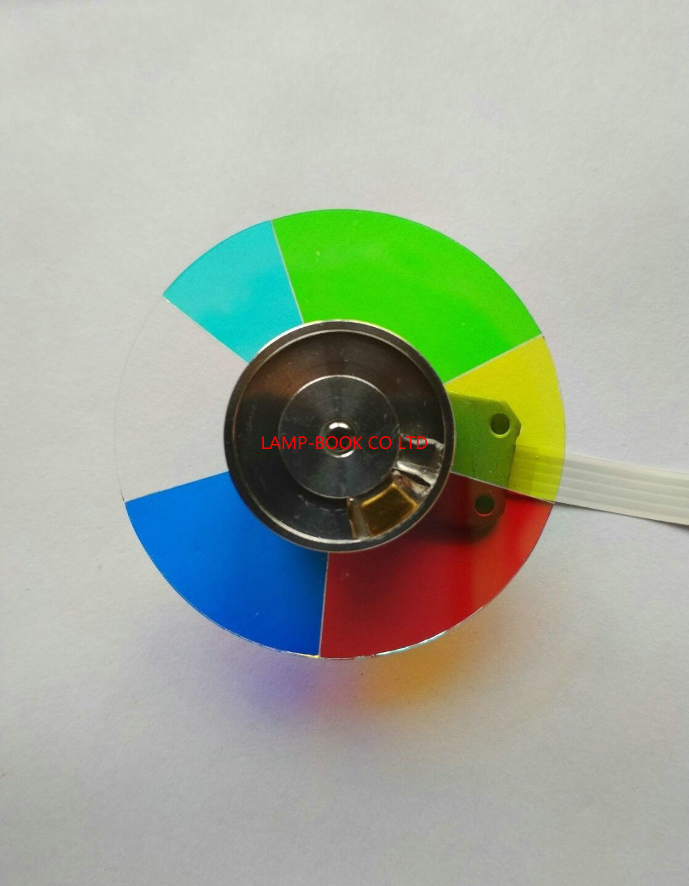 Free Shipping Wholesale NEW DLP Projector COLOR WHEEL For OPTOMA GT1080 Projectors