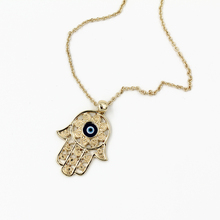 The Hand of Fatima Necklace
