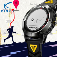 New 2018 Smart Watch Blood pressure Blood oxygen Monitoring Multiple motion model Compass GPS Watch Smart Sport Watch Wristwatch