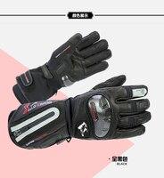 SFK GK 665 Winter 100 Warm Waterproof Windproof Motorcycle Gloves Motobike Racing Guantes Moto Luvas Motocicleta