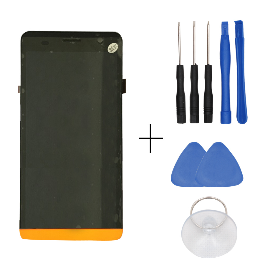 ФОТО In Stock Original For BLU Quattro5.0 D572 LCD Display And Touch Screen For Quattro5.0 D572 LCD Free Shipping +Tools+Track Number