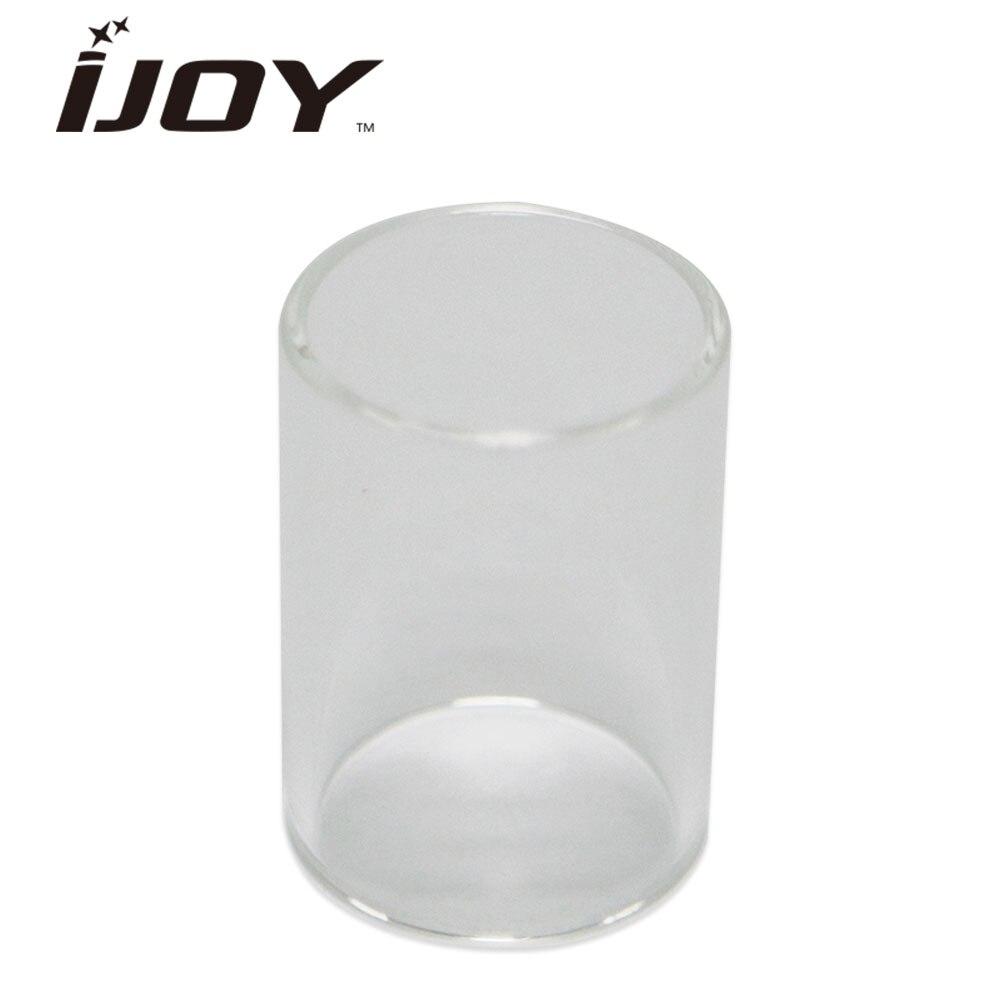 100% D'origine IJOY Illimitées XL Remplacement Verre Tube 4 ml Capacité Tube pour IJOY Illimitées XL Atomiseur E-cigarette De Rechange Partie