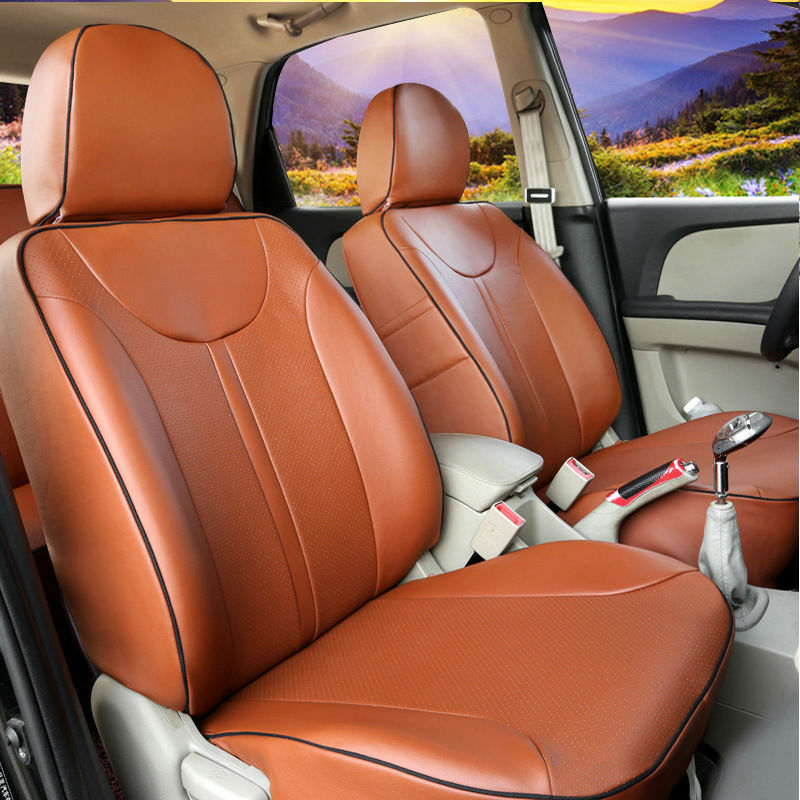 automotive car seat covers pu leather cushion set mat for ROVER 75 MG TF MG 3/6/7/5 Maserati Coupe Spyder Quattroporte Maybach