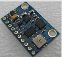 Free Shipping GY 80 9 Axis Magnetic Field BMP085 Triaxial Accelerometer Module Axis Gyroscope Atmospheric Flight