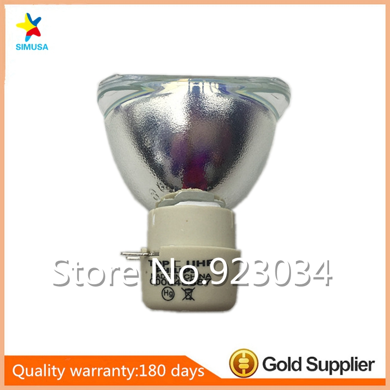 Original bare projector lamp bulb 5J.06001.001 for BenQ MP24 MP612 MP612C MP622 MP622C MP623 MP624