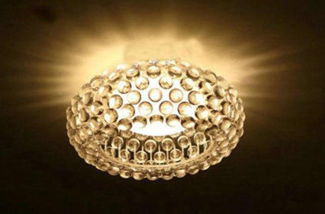 Plafoniera Foscarini : Il trasporto libero 350 mm o 500 foscarini caboche lampada da