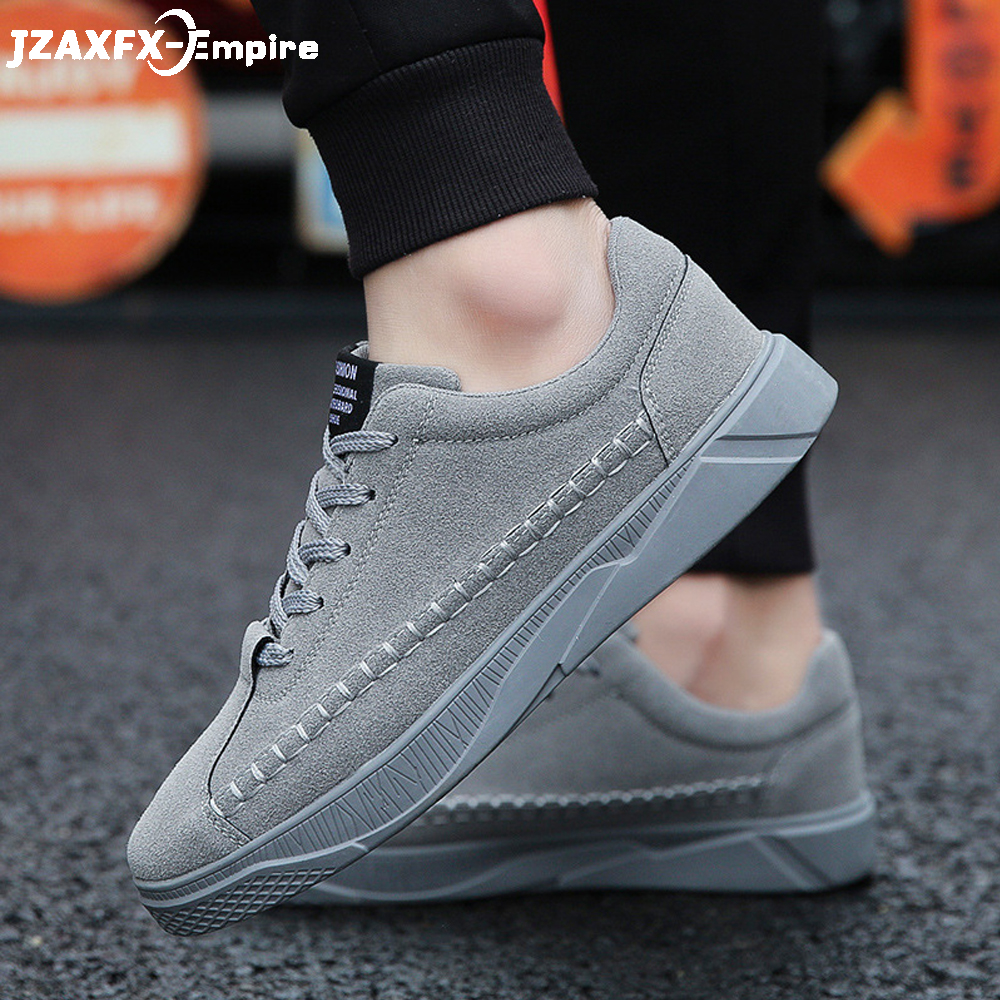 finest selection b222a 9adb0 US $15.78 35% OFF|2018 New Arrival Canvas Solid Color Shoes Men Casual Lace  up Shoes chaussure homme Designer Sneaker for men-in Men's Casual Shoes ...