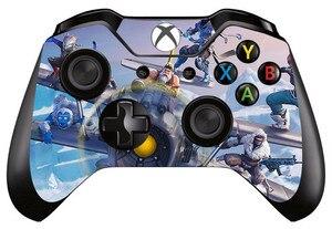 Image 5 - 1Pcสติกเกอร์ผิวสำหรับMicrosoft Xbox One Game Controller Gamepadสติกเกอร์สำหรับXbox One Controllerไวนิล