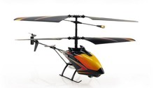 Free Shippping Exhibition billion 58010 2.4G rc plane alloy 3.5 -way remote control helicopter with gyro model for kids as gift