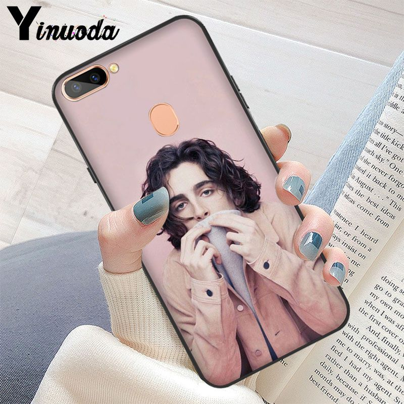 Yinuoda Call Me by Your Name Black TPU Soft Silicone Phone Cover for OPPO  R17 Neo R11 plus R9S Plus R11S R15 Nornal Cover