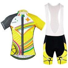 2016 Man's GEL Breathabkle Cycling Jerseys MTB Bike Clothing Rock Racing Bicycle Clothes Ropa Ciclismo Cycling Clothing Sets