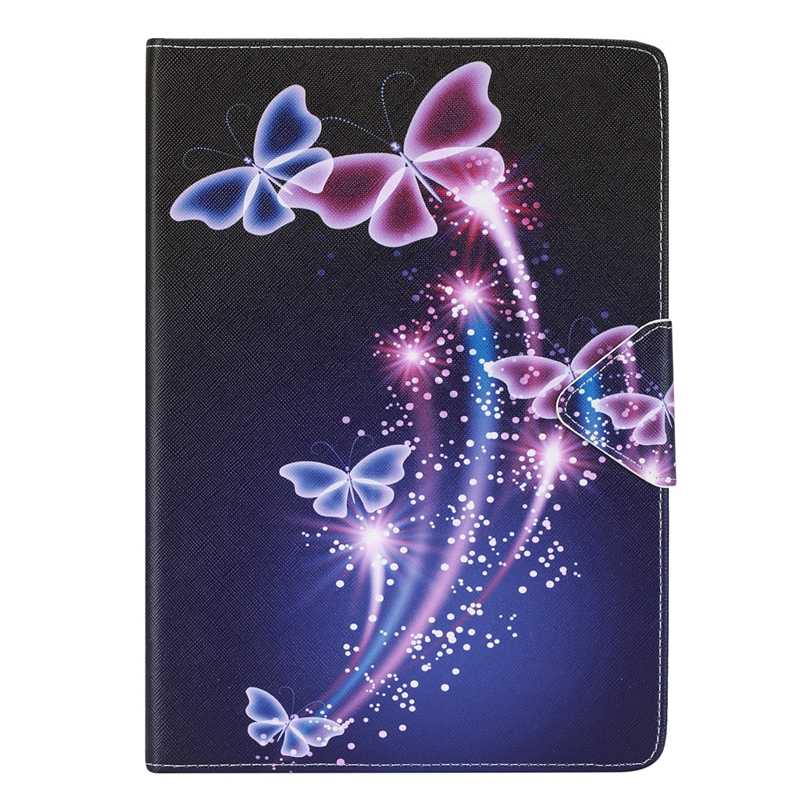 SM-T555 Cover For Samsung Galaxy Tab A 9.7 T550 T555 P550 P555 Tablet Case Flip PU Leather Stand Book Cover Case For SM-T550