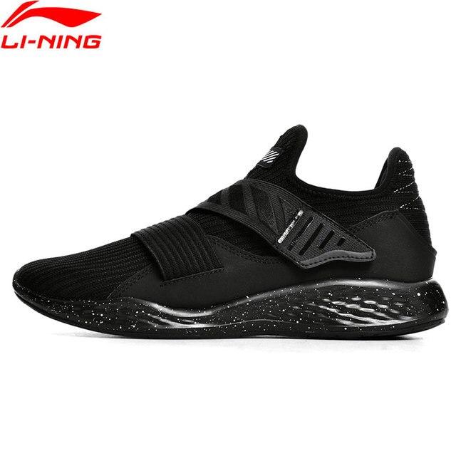 Li-Ning Men's Sports Life Walking Shoes LN Cloud Cushion Sport Shoes Breathable LiNing Comfort Leisure Sneakers GLKN013 YXB176