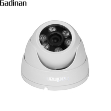 GADINAN AHD Video Surveillance Camera HD 1080P 2MP SONY IMX323 Vandalproof 2.8mm Dome Infrared IR Outdoor CCTV Security Camera
