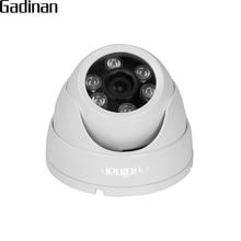 Gadinan AHD видео Камеры Скрытого видеонаблюдения HD 1080 P 2MP SONY IMX323 Vandalproof 2,8 мм Купол Инфракрасная ИК наружного видеонаблюдения Камера