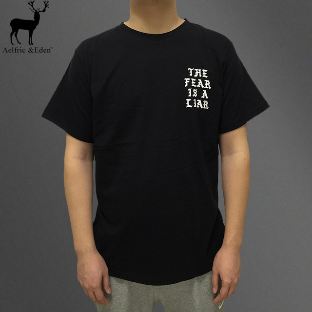 Pablo Kanye West Streetwear Tee
