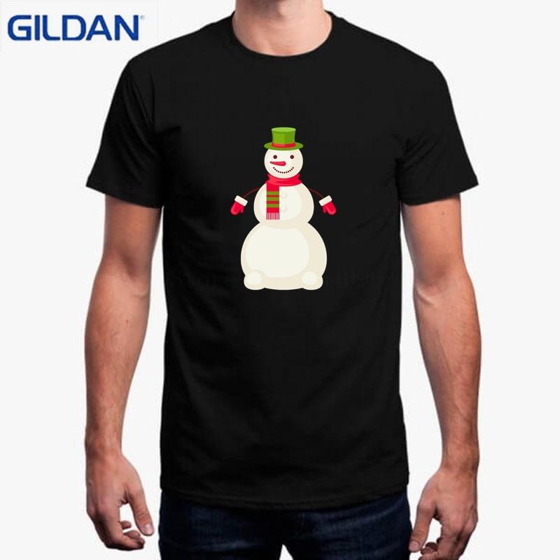 summer t shirt men camisas para hombre christmas snowman t. Black Bedroom Furniture Sets. Home Design Ideas