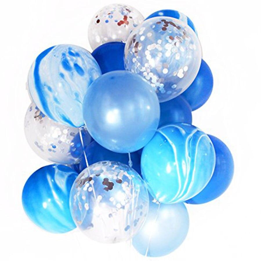 Großhandel blue confetti balloons Gallery - Billig kaufen blue ...