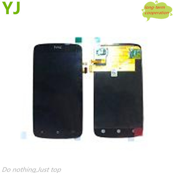 HK Free LCD Assembly with Digitizer Touch Screen for HTC One S Z520e (OEM)