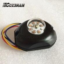 LED, flaş ışık, kamyon