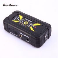 Portable Mobile Emergency Car JumpStarter 2017 New Multi Function 15000mAh Power Bank Charger Support 12V Car