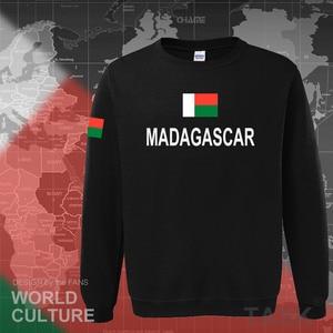 Image 2 - Madagascar con cappuccio da uomo felpa felpa sportivi hop streetwear tuta nazione calciatore MDG Malagasy Madagasikara Madagascar