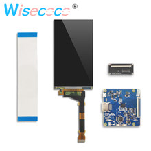 LS055R1SX04 5.5 pouces 2 K LCD résolution 1440*2560 écran panneau d'affichage pour affichage vidéo bricolage projecteur avec panneau d'entraînement